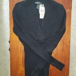 NWT Shawl neck sweater